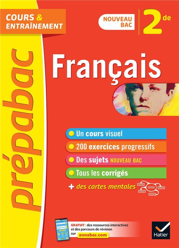 PREPABAC  -  FRANCAIS  -  2NDE