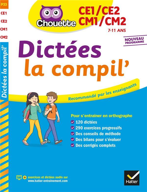 DICTEES DU CE1 AU CM2
