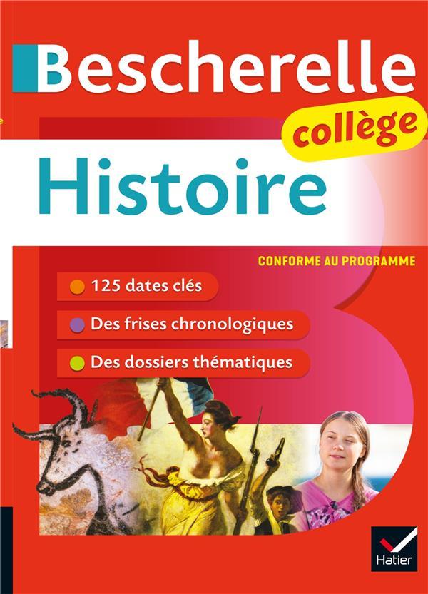 BESCHERELLE HISTOIRE COLLEGE ( GAILLARD/JOUBERT HATIER SCOLAIRE
