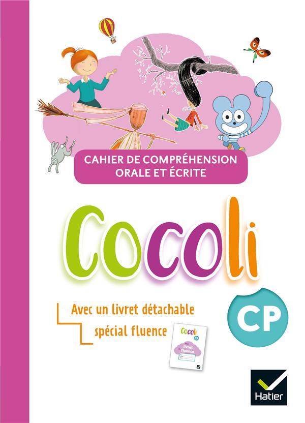 COCOLI  -  LECTURE  -  CP  -  CAHIER DE COMPREHENSION ORALE ET ECRITE (EDITION 2020)