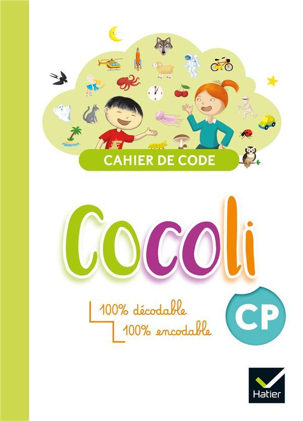 COCOLI  -  LECTURE  -  CP  -  CAHIER DE CODE ELEVE