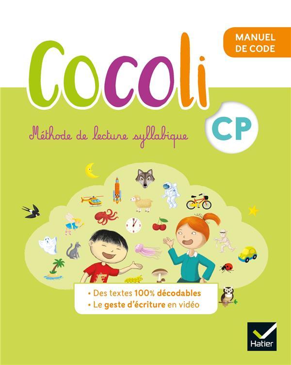 COCOLI  -  LECTURE  -  CP  -  MANUEL DE CODE ELEVE (EDITION 2020)
