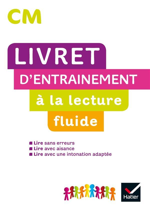 RIBAMBELLE  -  CM  -  LIVRET D'ENTRAINEMENT A LA LECTURE FLUIDE