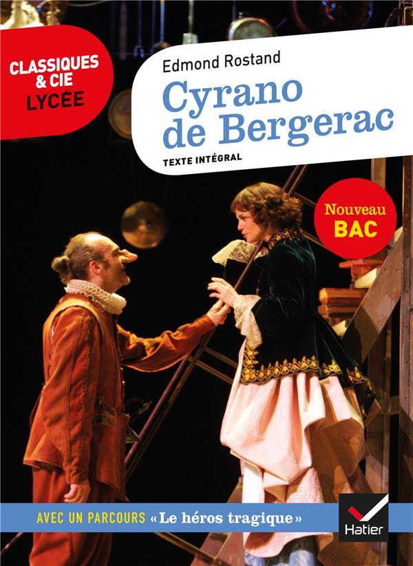 CYRANO DE BERGERAC ROSTAND/FERAUD HATIER SCOLAIRE