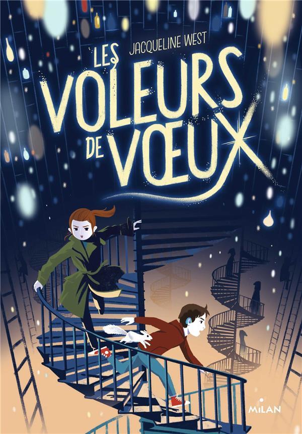 LES VOLEURS DE VOEUX, TOME 01