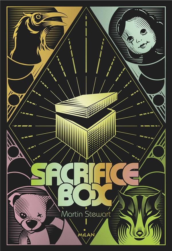 SACRIFICE BOX STEWART/LEGENDRE MILAN