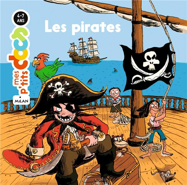LES PIRATES LEDU STEPHANIE MILAN