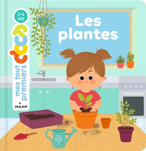 LES PLANTES CARINE PANIS/CITRON MILAN