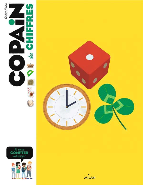 COPAIN DES CHIFFRES FAURE/VERDON/FLOUW MILAN