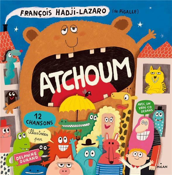 ATCHOUM HADJI-LAZARO/DURAND MILAN