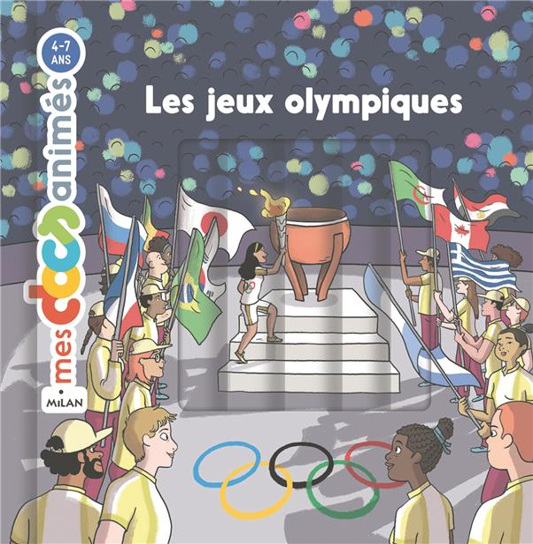 LES JEUX OLYMPIQUES LESAGE/GEORGE MILAN