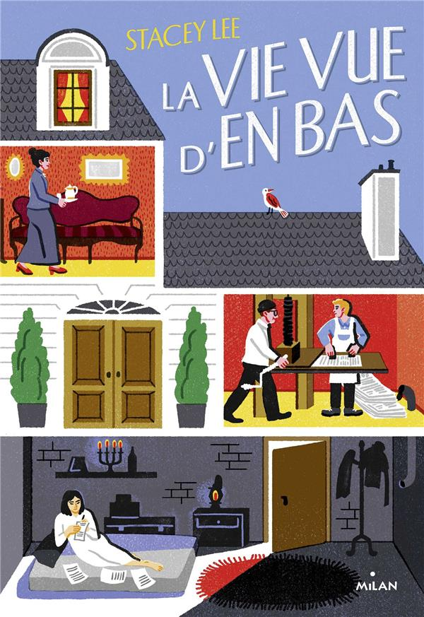 LA VIE VUE D'EN BAS LEE/PANTALEO MILAN