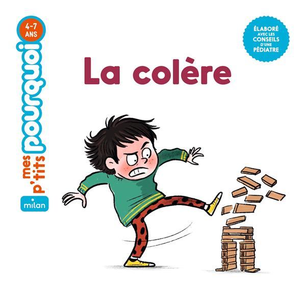 LA COLERE LAURANS/MAROGER MILAN