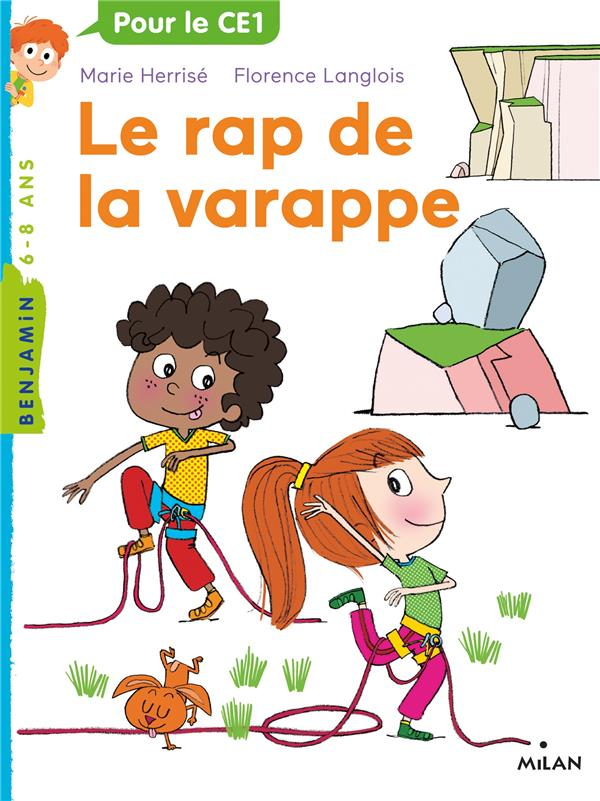 LE RAP DE LA VARAPPE HERISSE/LANGLOIS MILAN