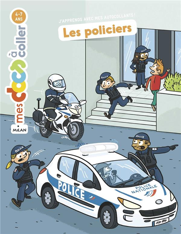 LES POLICIERS LEDU/MEHEE MILAN