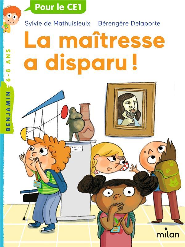 LA MAITRESSE T.7  -  LA MAITRESSE A DISPARU ! DE MATHUISIEULX MILAN
