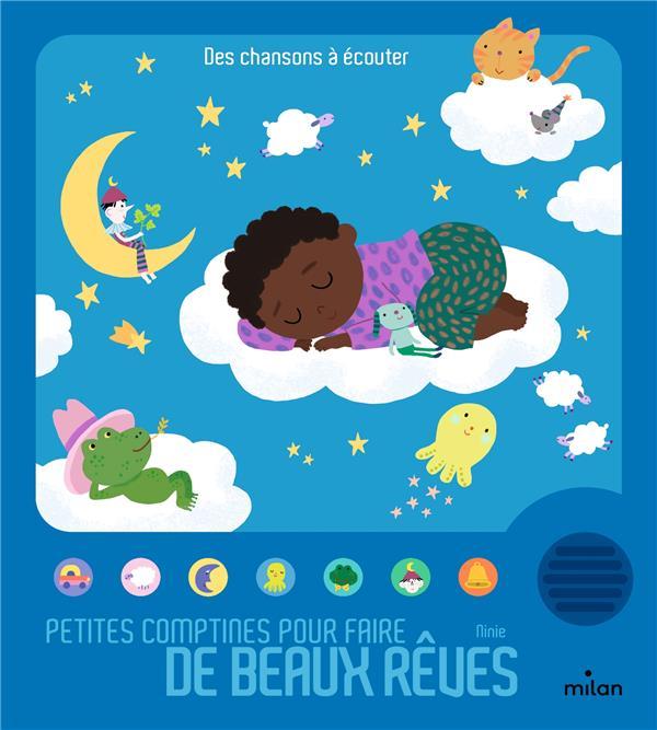 PETITES COMPTINES POUR FAIRE DE BEAUX REVES