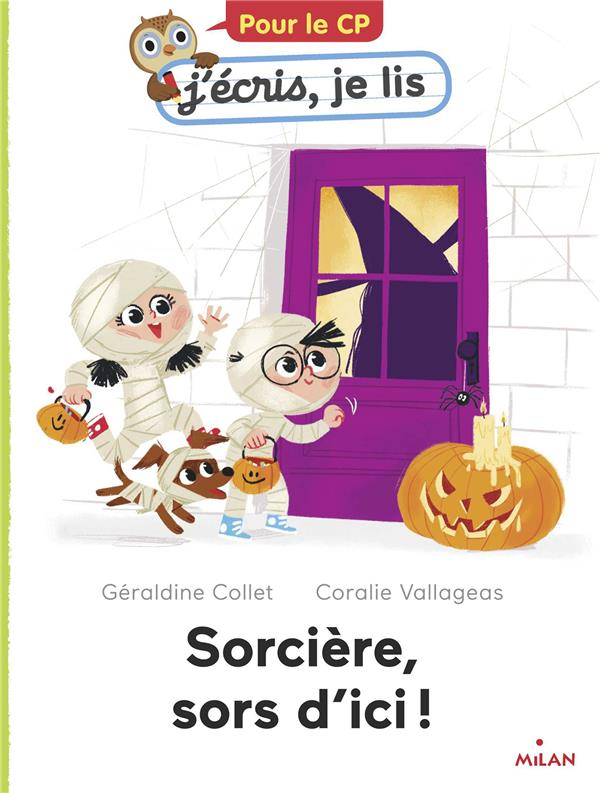 SORCIERE, SORS D'ICI ! COLLET/VALLAGEAS MILAN