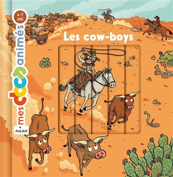 LES COW-BOYS LEDU/FRATTINI/MEHEE MILAN