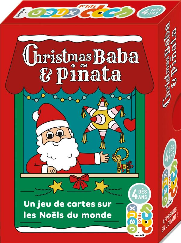 CHRISTMAS BABA et PIñATA