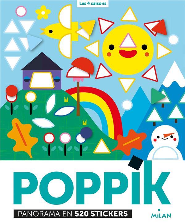 LES 4 SAISONS POPPIK/ROMO NC