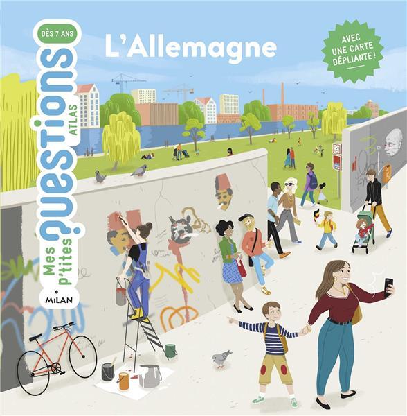 L'ALLEMAGNE OLLENDORFF, MARIE  MILAN