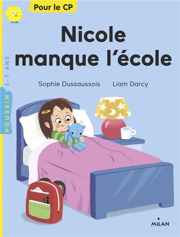 NICOLE MANQUE L'ECOLE DUSSAUSSOIS/DARCY MILAN