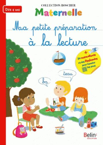 MA PETITE PREPARATION A LA LECTURE  DORLING KINDERS