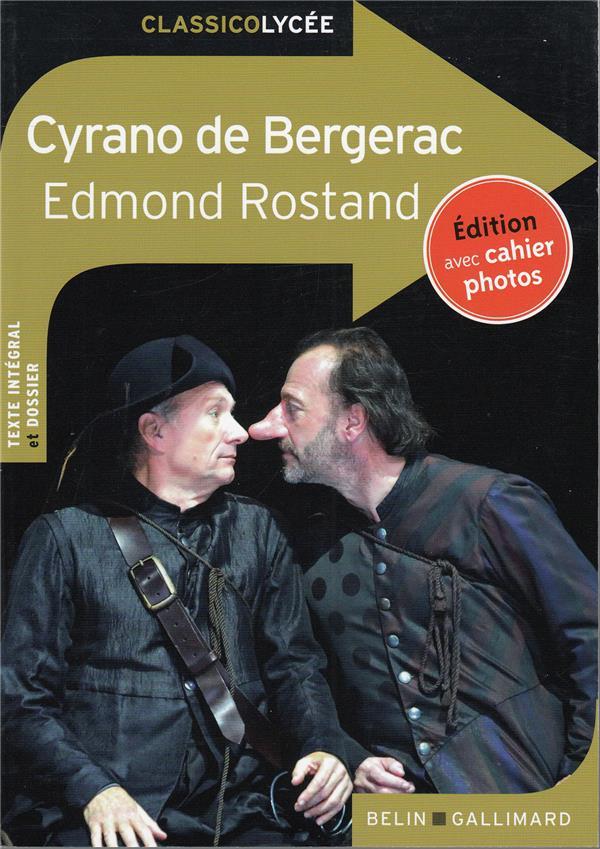 CYRANO DE BERGERAC BELVEZE LAURENT DORLING KINDERS