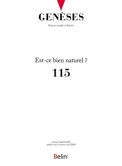 GENESES N  115, 2019-2