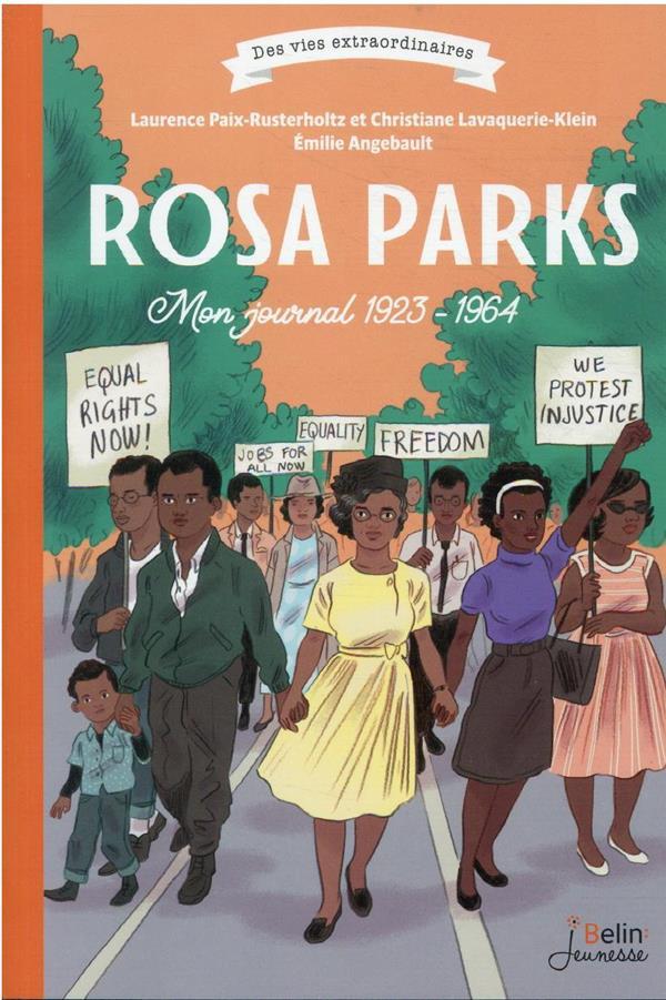 ROSA PARKS MON JOURNAL 1923-1964
