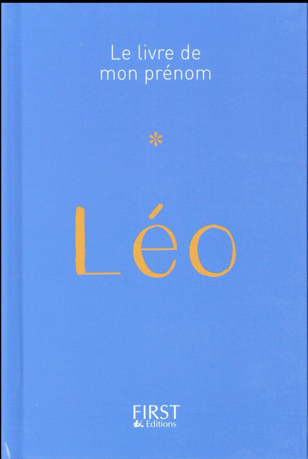 LEO Rapoport Stéphanie First Editions