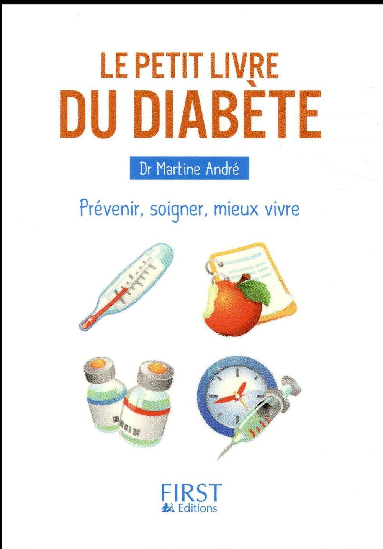 André Martine - PETIT LIVRE DE - LE DIABETE
