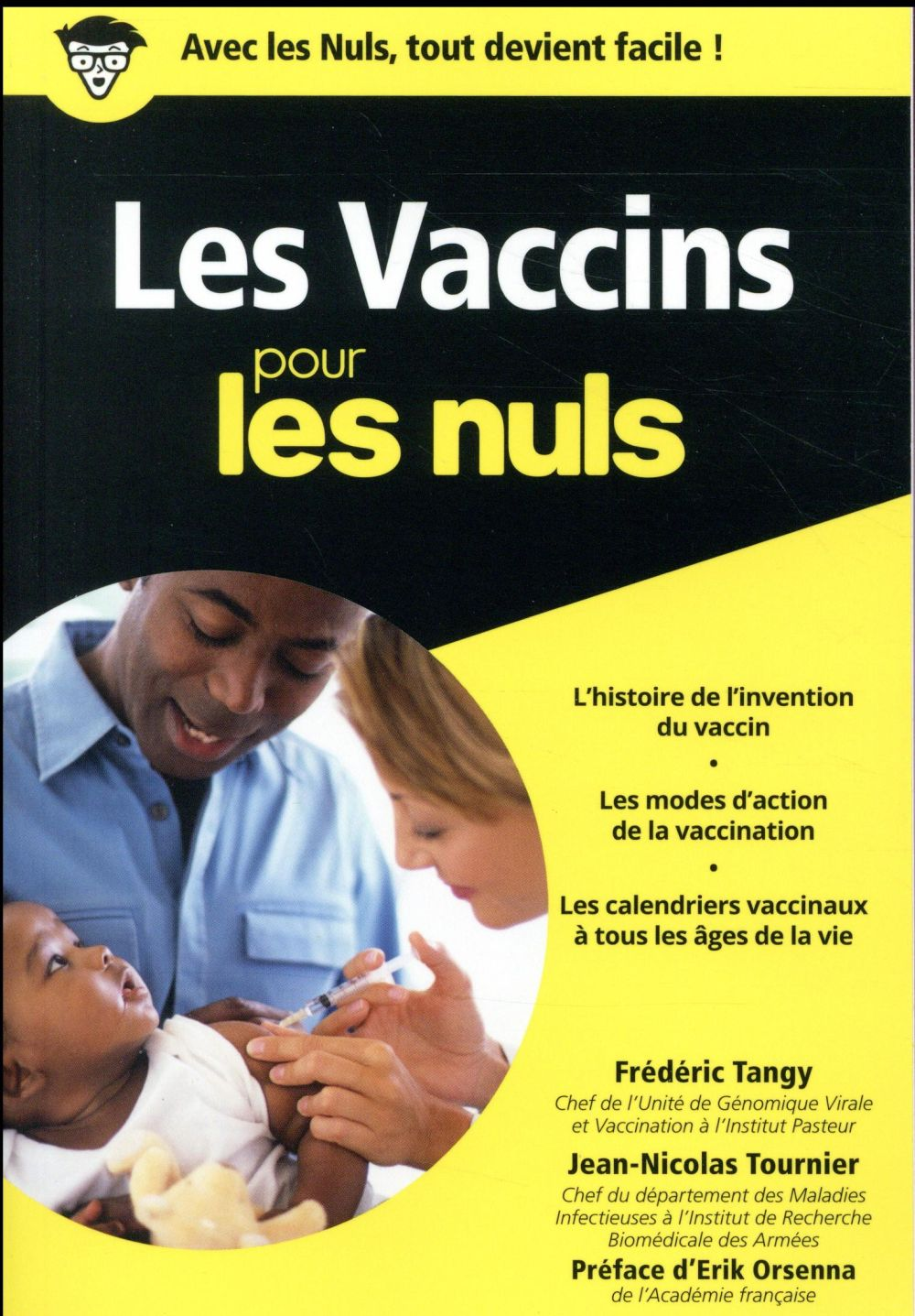 LES VACCINS POCHE POUR LES NULS TANGY FREDERIC First Editions