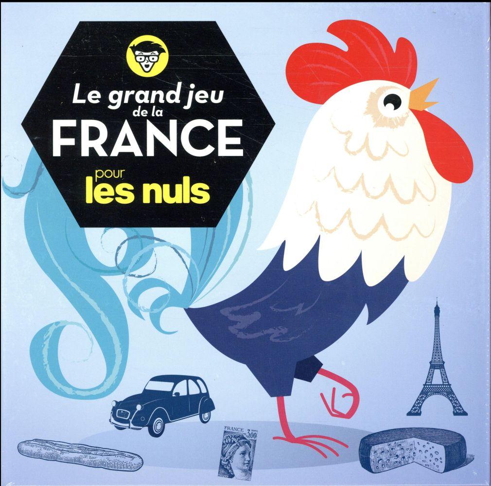 LE GRAND JEU DE LA FRANCE POUR LES NULS ANONYME First Editions