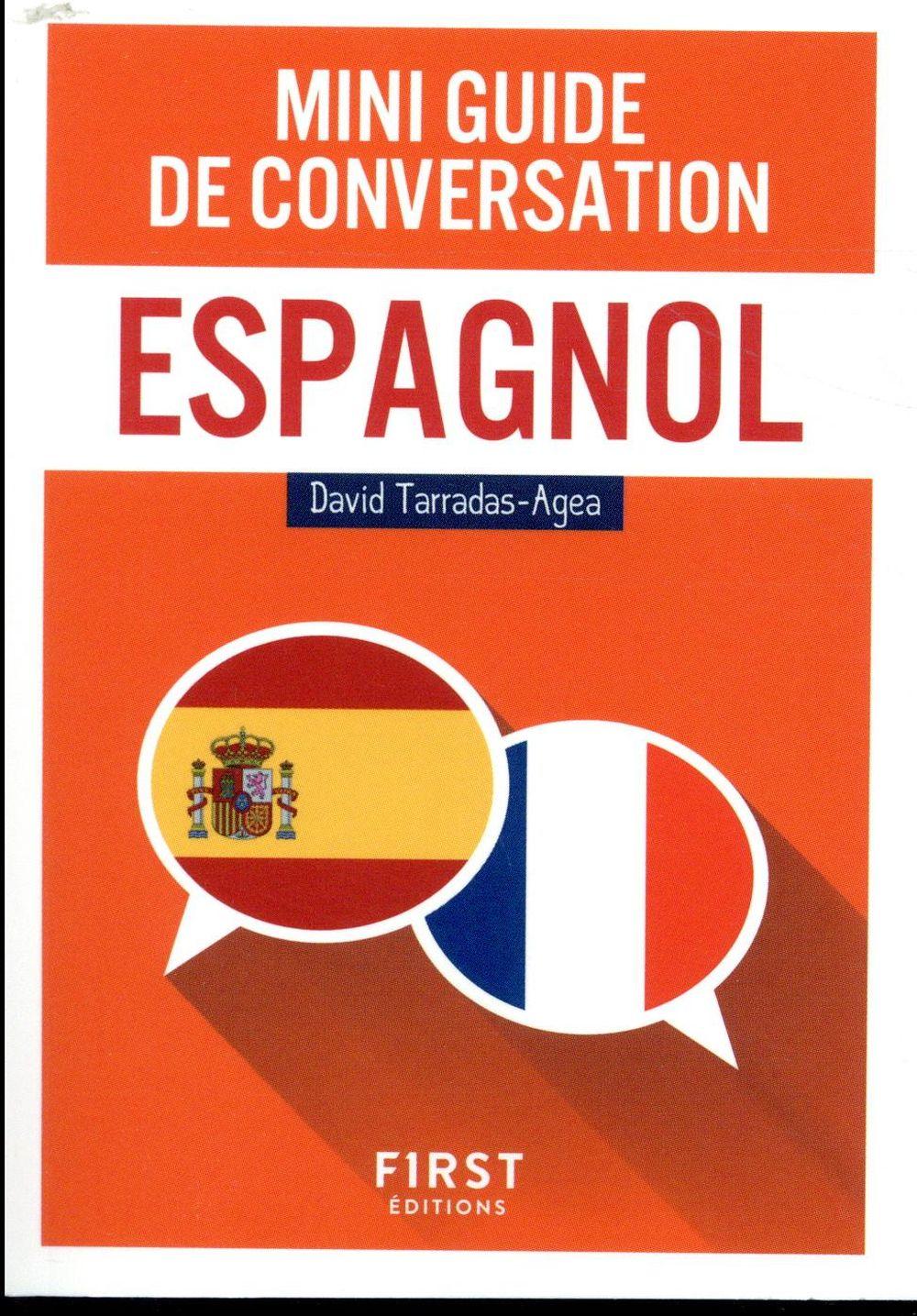 MINI GUIDE DE CONVERSATION ESPAGNOL