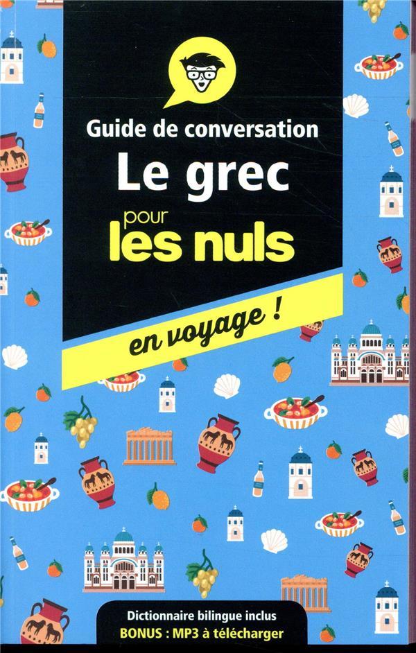 GUIDE DE CONVERSATION LE GREC ALEXANDRIDIS HELENE FIRST