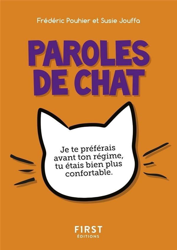 PAROLES DE CHAT