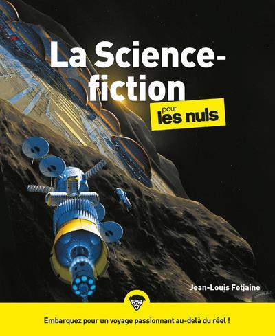 la science-fiction pour les nuls FETJAINE, JEAN-LOUIS FIRST