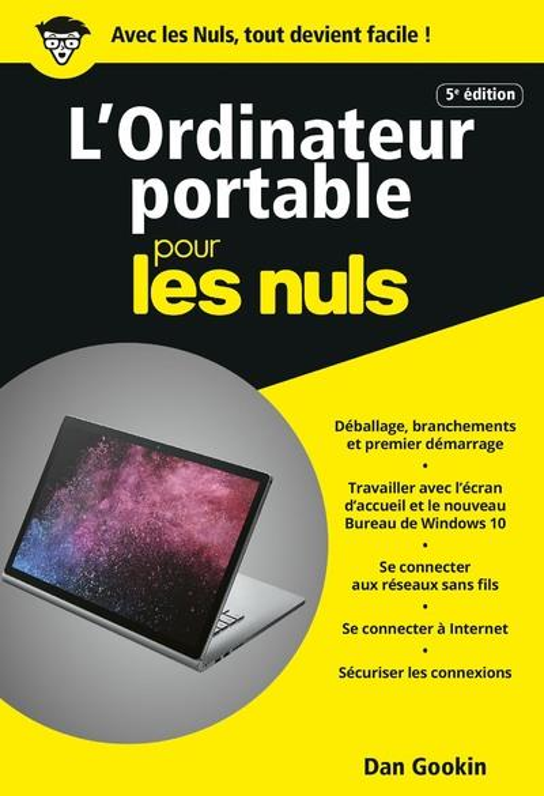 L'ORDINATEUR POUR LES NULS (3E EDITION) GOOKIN, DAN  FIRST