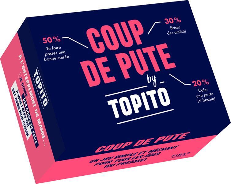COUP DE PUTE BY TOPITO : LE JEU  NC