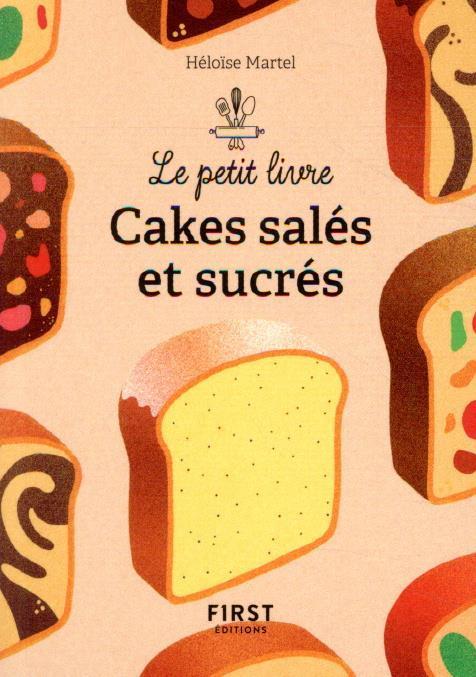 CAKES SALES ET SUCRES MARTEL HELOISE FIRST