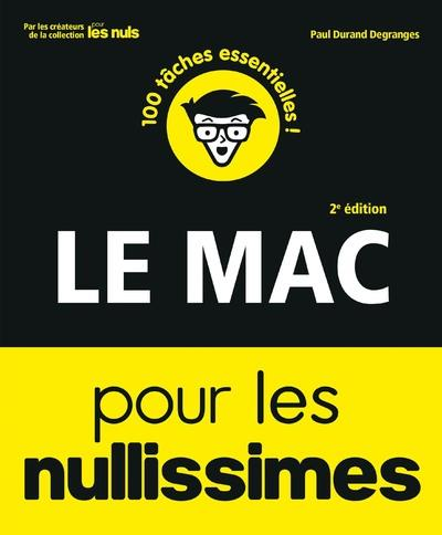 LE MAC NULLISSIMES (2E EDITION) DURAND DEGRANGES PAU FIRST
