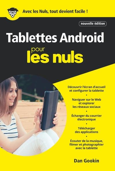 TABLETTES ANDROID GOOKIN, DAN FIRST