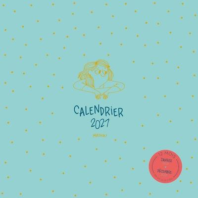 CALENDRIER MURAL MATHOU (EDITION 2021)