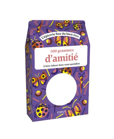 100 GRAMMES D'AMITIE (2E EDITION) POGGI, AMELIE FIRST