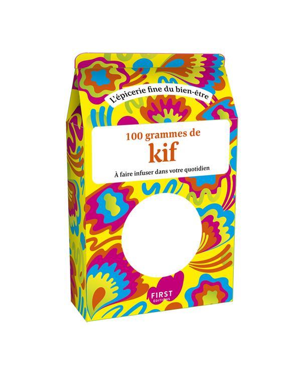 100 GRAMMES DE KIFF LAUZET ASTRID FIRST