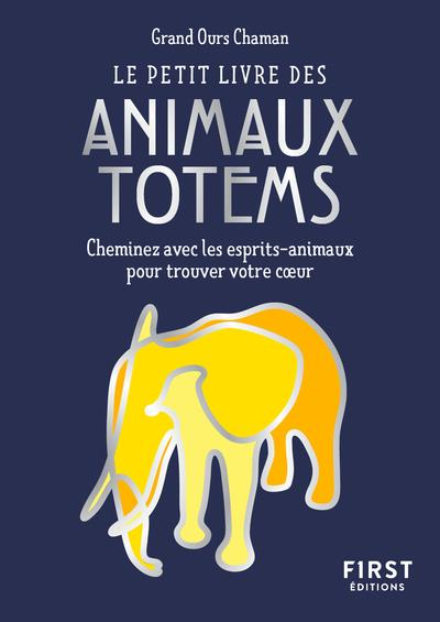 ANIMAUX TOTEM GRAND OURS CHAMAN FIRST