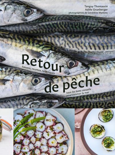RETOUR DE PECHE THOMASSIN/GRUNBERGER FIRST