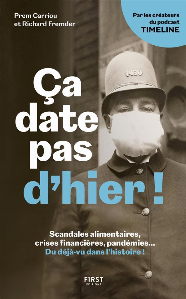 CA DATE PAS D'HIER ! CARRIOU/FREMDER FIRST